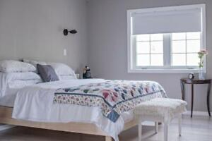 New blackout and translucent Roller Shade fabrics now Available from OriginalBlinds.com Mississauga / Peel Region Toronto (GTA) Preview