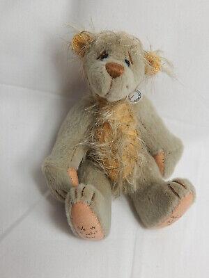 World Of Miniature Bears Dollhouse Miniature Plush Bear Scrap #856