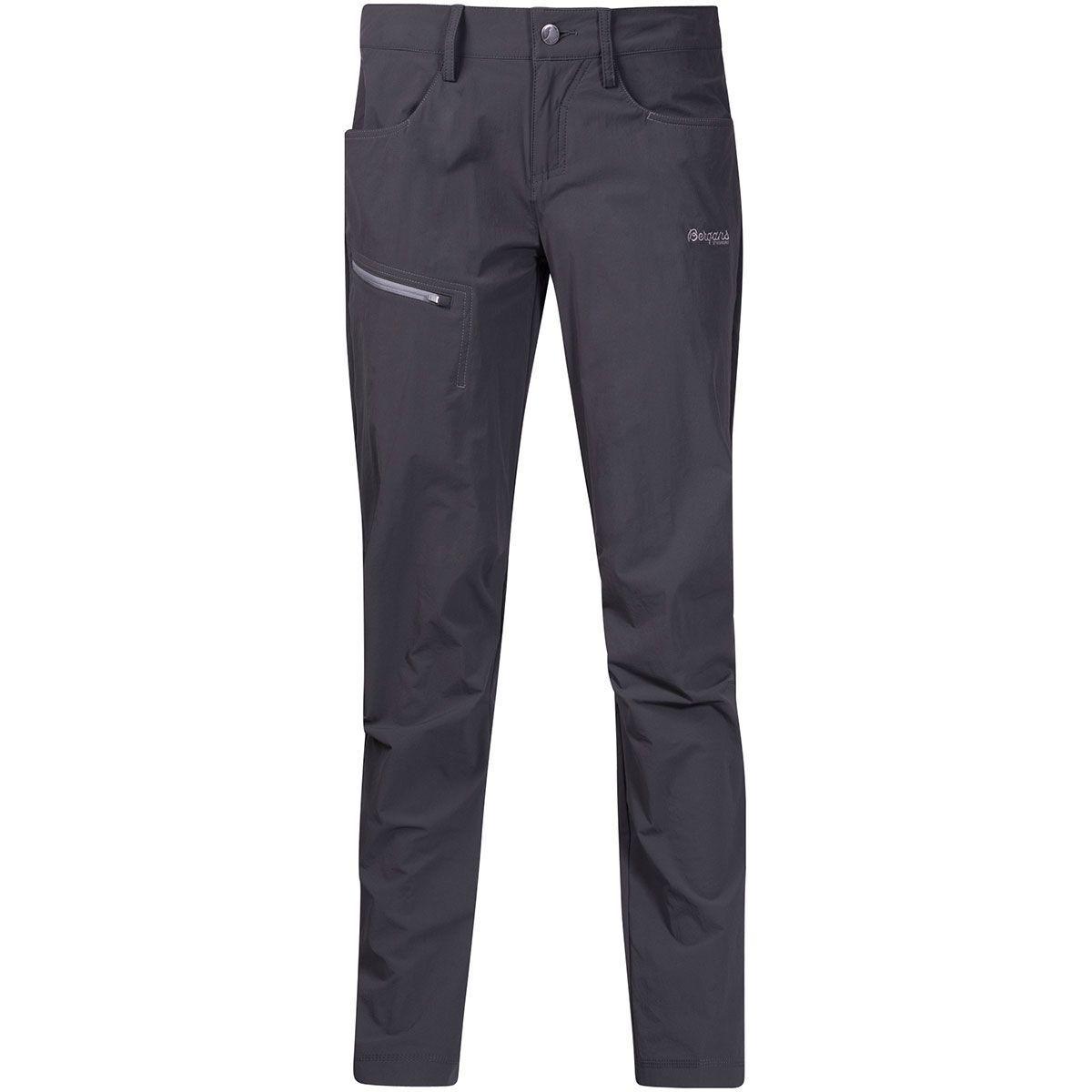 Bergans Moa Lady Pant solid charcoal  solid grau Größe XL NEU  | Eleganter Stil