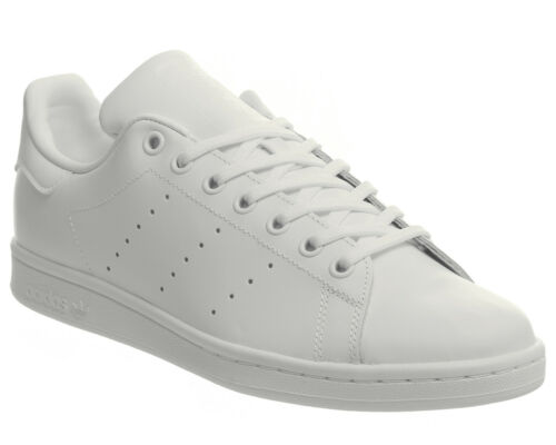 hommes blanches Stan Smith Baskets Adidas pour BrdCxoe