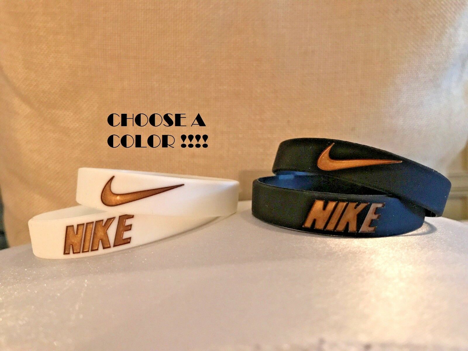 Nike Kobe 10 X jordan Elite Rose Gold 718763-091 jordan X beethoven Baller Band Bracelet f15830