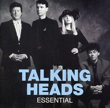 The Talking Heads, Talking Heads - Essential [New CD]