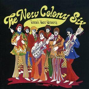 New-Colony-Six-Treat-Her-Groovy-New-CD-UK-Import