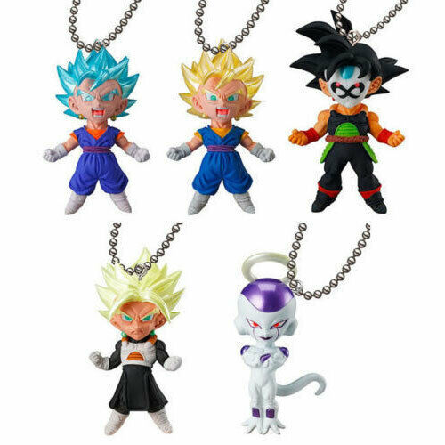 Dragon Ball Super Super Super UDM V Jump Special 06 Keychain Swing Collection 599162