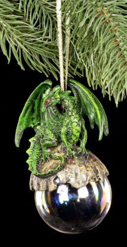 Dragon Arbre de Noël-Bijoux-Lord of the Forest-de Noël Boule Fantasy
