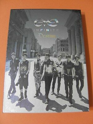 INFINITE - Destiny (2nd Single) CD w/ POSTCARD (Sealed) $2.99 Ship K-POP