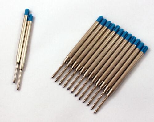 Kugelschreiberminen 20 Stück Kuliminen Großraumminen Ersatzminen BLAU Minen 699