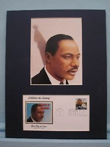Martin Luther King - I Have a Dream + First day Cover