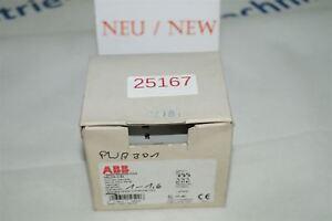 Abb-MS325-1-1-6-Interrupteur-de-Protection-Du-Moteur-Neuf
