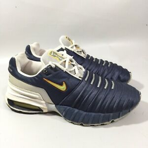 nice shoes purchase cheap pre order Details about Vintage Nike Turbulance Duralon Mens Athletic Shoes Max Air  25 PSI 9US Mens