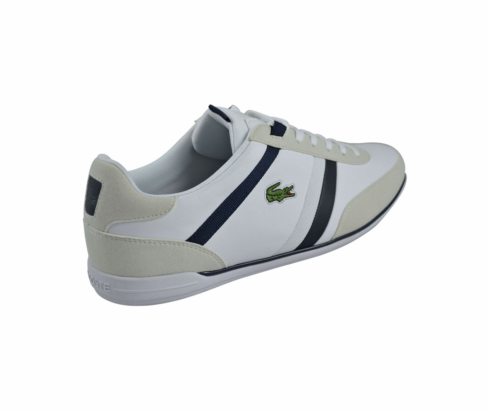 Lacoste Giron 116 1 SPM SPM SPM white Schuhe/Sneaker weiß b8c327