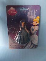 Disney Princess Cinderella Keychain 2.25in Pvc Figure