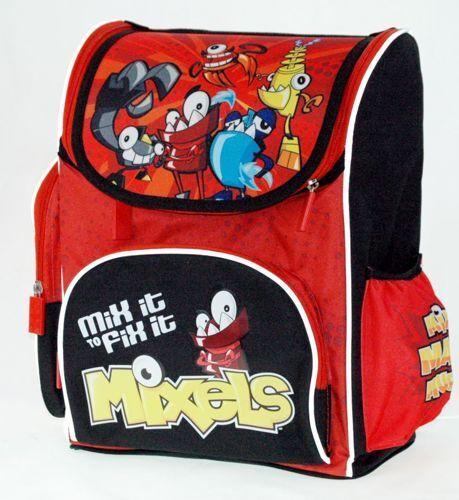e1f46b8fd147 Lego Mixels - Astra School Bag Backpack Knapsack for sale online