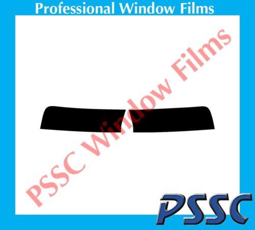 PSSC Pré Coupé Sun Strip Voiture Fenêtre Tint Films pour FORD MONDEO Saloon 2008-2012
