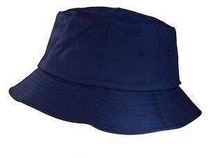 4c1c982b5fa Big Size 3XL 4XL Navy FlexFit® Bucket Hat XXXL XXXXL BIGHEADCAPS