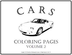 Malbuch 53 Malvorlagen Autos Ausmalbilder Als Pdf Kinder Malen