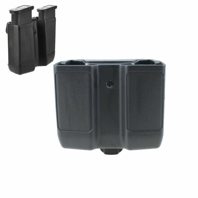 RBDMP CAA Downward Position Double Magazine Carrier for Glock 17 22 Mag 18 19