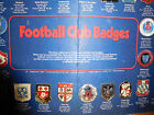 Esso foil club badges from the 1970's.  Choose your team.  FREE P&P