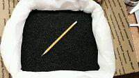 12 Lbs Black Abs Plastic Pellets, Terluran, Acetone/mek Slurry