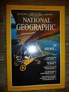 National-Geographic-THE-BIRD-MEN-August-1983