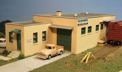 -Carnegie Street Manufacturing Building Kit NIB City Classics #109 HO Scale
