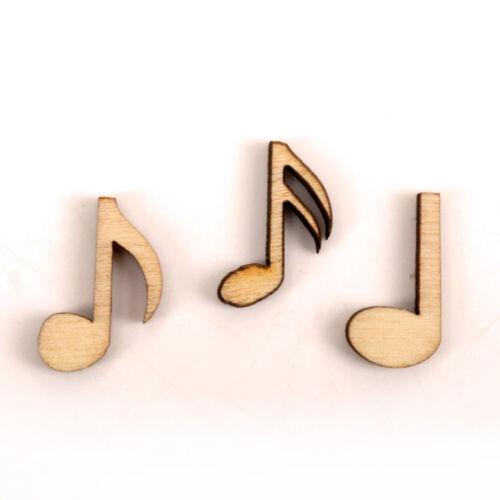 kunsthandwerk verschönerung natürliches holz scrapbooking musik stellt ein