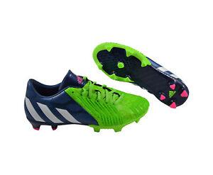 Details zu Adidas P Absolion Instinct FG ricbluftwwhtsgreen Fußballschuhe M17701