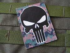 Snake Patch - PUNISHER marpat digital - USMC sniper AIRSOFT scratch