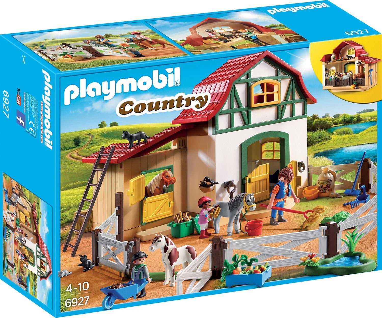 Playmobil - Country - 6927 - Ponyhof - NEU OVP
