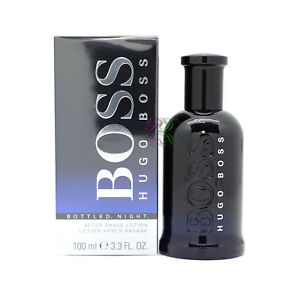 promo code amazon exquisite style Details about Hugo Boss Bottled Night Aftershave Lotion 100ml Men After  Shave For Him New