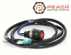 Peach Motor Parts PM-37800-93954 Stop Switch Assembly Replaces Suzuki 37800-939