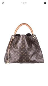 fb8aa3cfe398 Image is loading Louis-Vuitton-Artsy-GM-handbag
