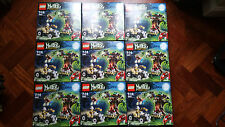 LEGO Monster Fighters The Werewolf (9463) Damaged box