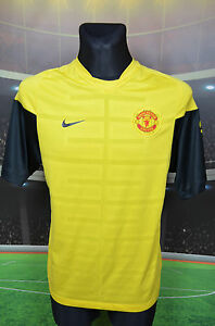 new styles a3dcd 0f449 MANCHESTER UNITED NIKE TRAINING FOOTBALL SHIRT ...