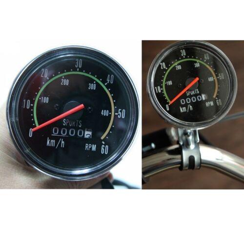 Analog Bicycle Speedometer Bike Bicycle Cycling Distance Speed Meter