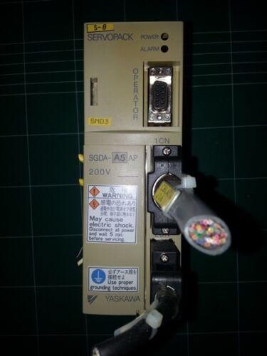 YASKAWA SERVOPACK SGDA-A5AP 50W