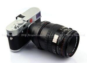 kipon hasselblad v lens to leica m m240 m9 p m9 ricoh a12