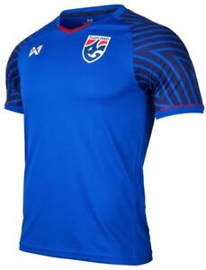 Image is loading 100-Authentic-2018-Thailand-National-Football-Soccer-Team- 69280f525
