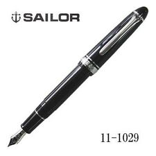 Sailor 1911 Profit ST Extra-Fine (EF) nib Black (BK) 14k fountain pen Limited