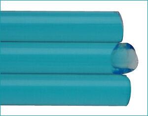 NEU-Aquamarin-Hell-4-5mm-Transparente-Glasstangen-Effetre-T034