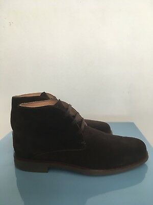 Chaussures Homme Façonnable Marron Style « Désert Boots » Taille 41   eBay