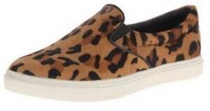 Fashion Sneaker Cow Hair Leopard