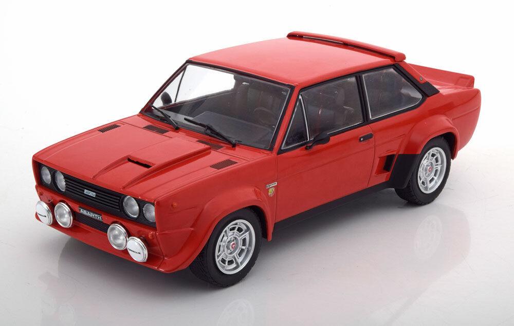 Ixo Premium X 1980 Fiat 131 Abarth rot 1 18 Maßstab Im Lager   Neue Auflage