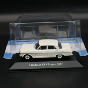 1-43-Ixo-Altaya-Chevrolet-400-4-PUERTAS-1962-Diecast-Models-Limited-Edition