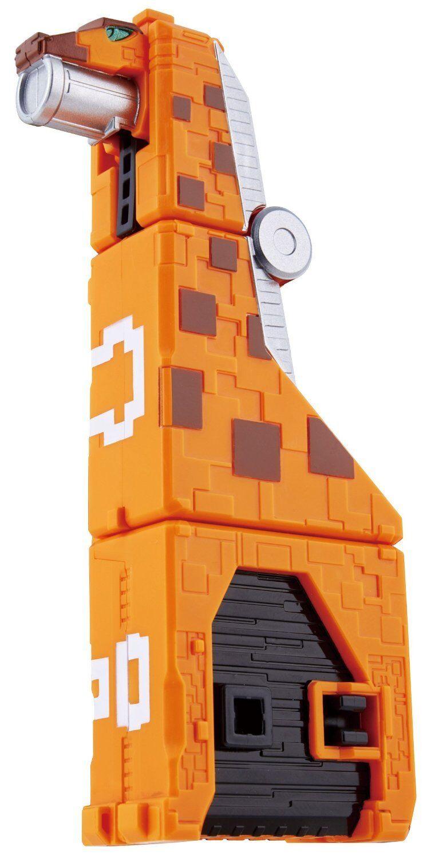 Energia RANGERS Doubutsu  Sentai Zyuohger Zyuoh Cube Weapon Giraffe nuovo Japan  outlet