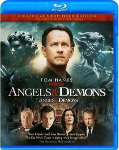Angels & Demons (Blu-ray Bilingual) Free Shipping In Canada
