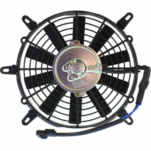 AC Condenser Cooling Fan Assembly For 00-04 Volvo S40 V40 306305319 VO3113100