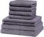 GREEN-MARK-Textilien-8er-Handtuch-Set-in-vielen-Farben-Groessen-100-Baumwolle Indexbild 6