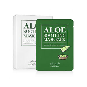 Benton-Aloe-Soothing-Mask-Pack-10sheets-Free-Gift-Korean-Cosmetics