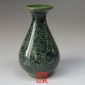 Chinese-old-porcelain-Blue-and-white-porcelain-vase